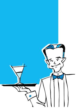 job series - waiter