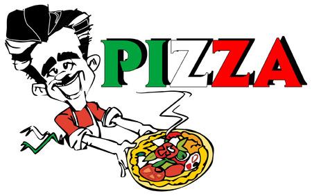 serie di posti di lavoro - pizzaiolo