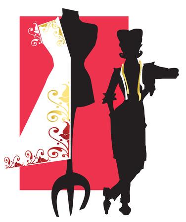 job series - tailor and dressmaker