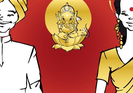 ganesh: India serie - par