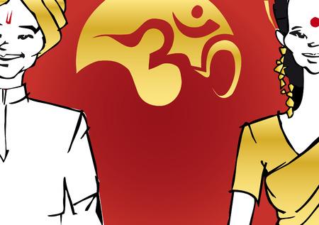 vedic: india series -  couple