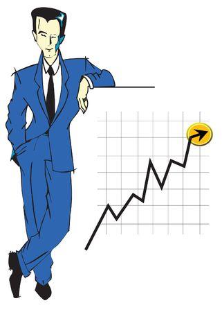 moneymaker: job series - businessman and worker