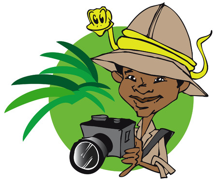 photojournalist: job series - photographer