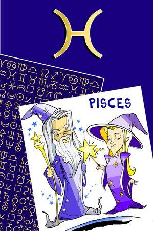 fisch: zodiac series - pisces