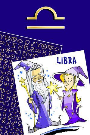zodiac series - libra photo