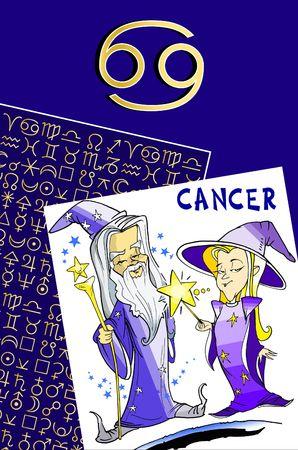 fisch: zodiac series - cancer