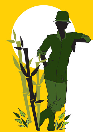 botany woman: job series - agriculturist