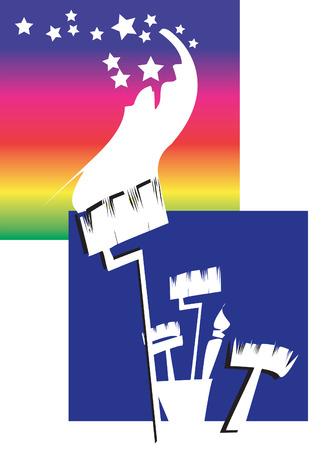 housepainter: job series - housepainter logo