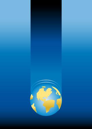 ecology series - ear�th Vector