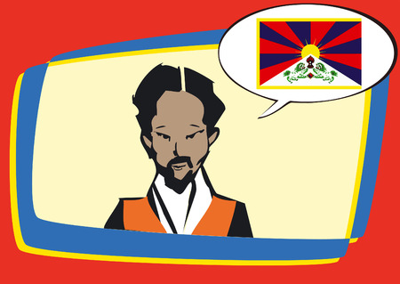 nonviolence: tibet series - information
