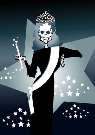 perish: death series - miss  Illustration