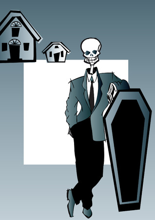 perish: death series - building agent
