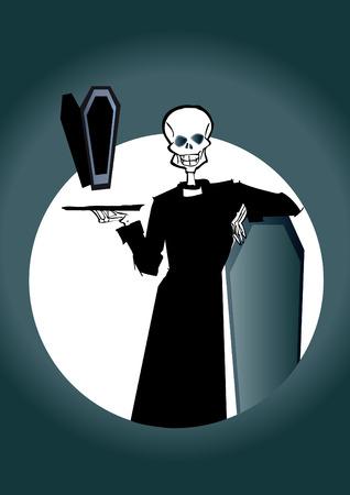 perish: death series - priest