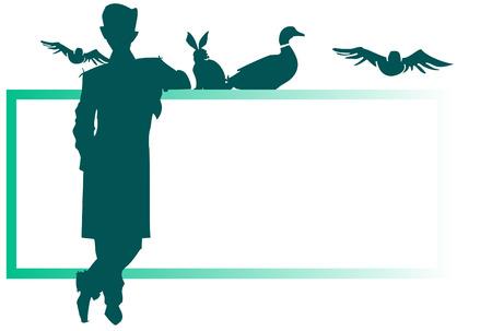 logo medicina: serie de puestos de trabajo - veterinarios u otros ...