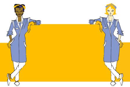 servicio domestico: serie de puestos de trabajo - m�s limpia
