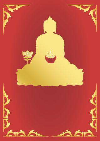 nonviolence: symbol series - medicine's buddha