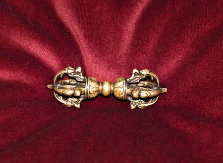 symbol series - Tibet, vajra Stock Photo - 3597824