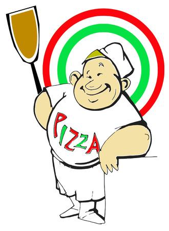 aliment: job series - Pizzaiolo