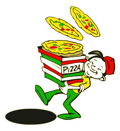 manservant: job series - Pizzaiolo