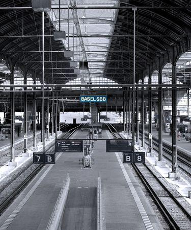 gare Standard-Bild
