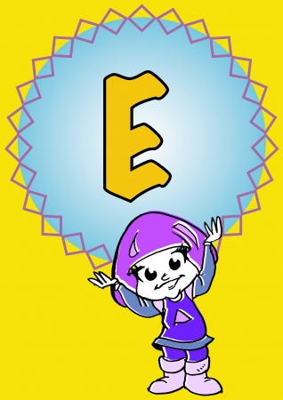pedagogy: E-alphabeth for kids