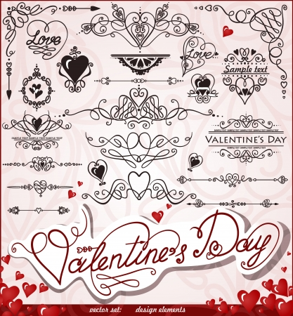 Happy Valentines Day, Love Stock Vector - 15251828