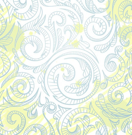 Gray - beige background pattern  Vector illustration  Vector