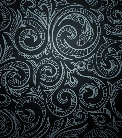 tessile: Ornamento illustrazione vettoriale