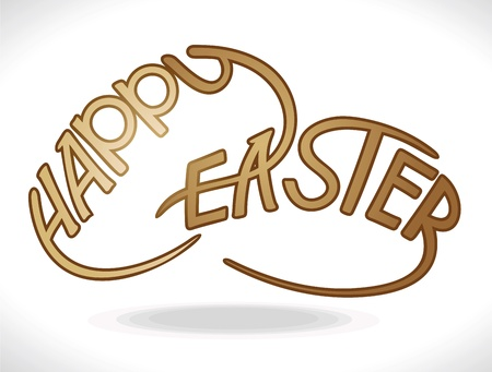 Happy Easter. Stock Vector - 16911684