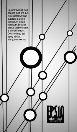 Technology background.  illustration. Stock Vector - 16957363