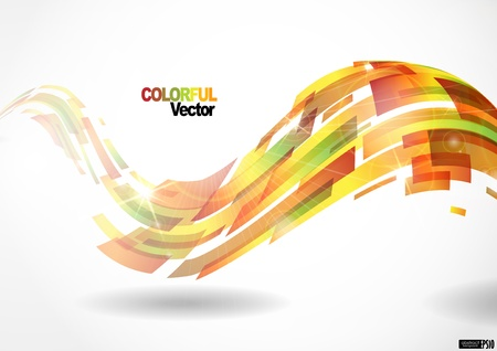 Abstract colorful background. Vector illustration. Illustration