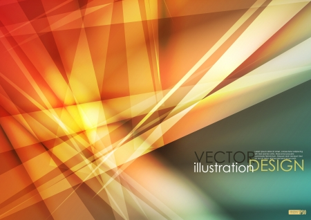 Broken glass texture. Vector illustration. Vector