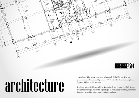 architecture detail: Architectural background.