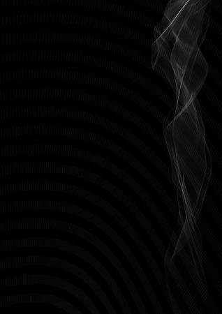 Smoke abstract background. Stock Photo - 17246414