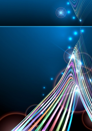 Abstract colorful background Stock Photo - 17258887