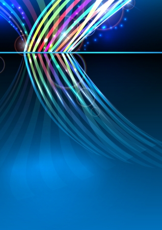 Abstract colorful background.  photo