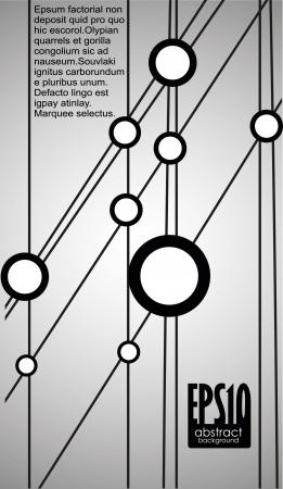 Technology background. Vector illustration. Eps 10. Stock Vector - 17697601