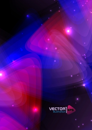 Abstract geometric background  Vector illustration   Vector