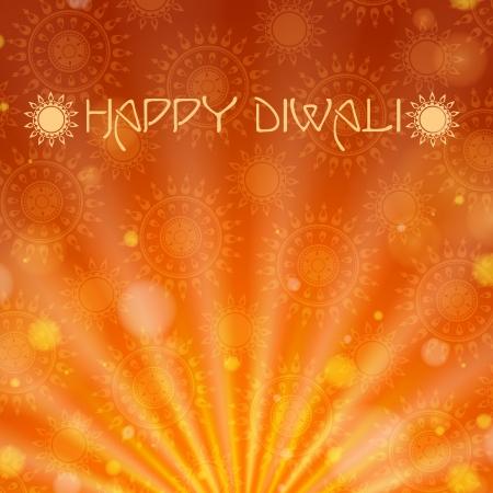 Happy diwali Stock Vector - 20813976
