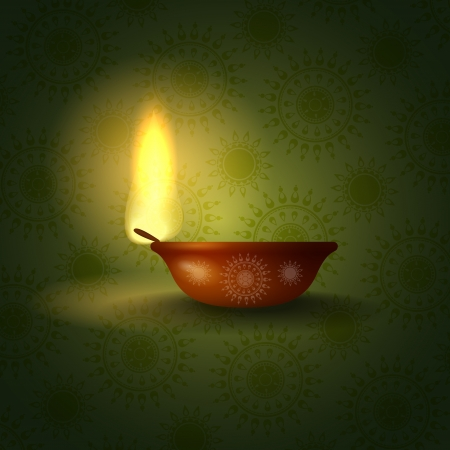 Happy diwali   Stock Photo - 20814508