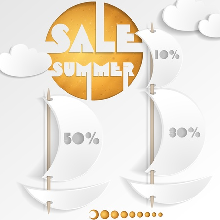 Summer sale   photo