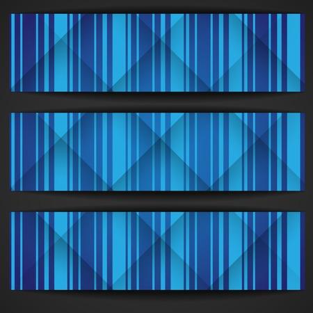 blue stripe: Abstract Blue Stripe Background