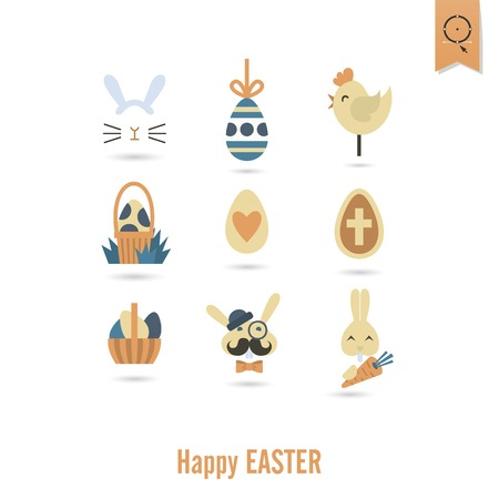 Celebration Easter Icons photo
