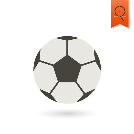 balon de futbol: Ball.