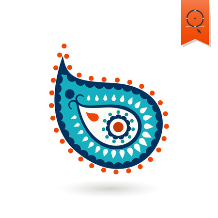 ethnic festival: Diwali. Indian Festival Icon. Simple and Minimalistic Style. Stock Photo