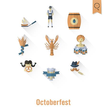 german sausage: Oktoberfest Beer Festival