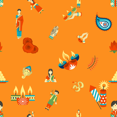 aum: Indian Festival Background