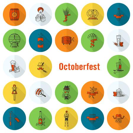 german culture: Oktoberfest Beer Festival