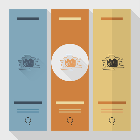 Chocolate Truffle Candy icon design. Ilustrace
