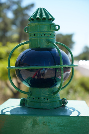 Position lights in red and green also called starboard or port light
